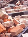 Bricks and pallettes by Kilre