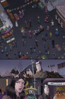 Ghostbusters #10 page 4 by luisdelgado