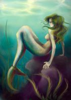 Mermaid by Khis4nth