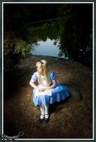 Lost Alice by clefchan