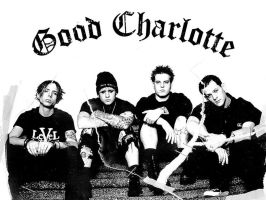 Good Charlotte by wolflover139