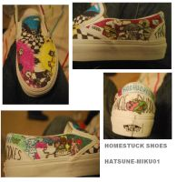 Homestuck Shoes Unfinished by Hatsune-Miku01