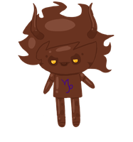 Chocostuck: Choco-Gamzee by to-much-a-thing