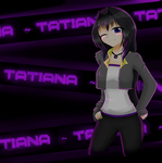 Comission- Tatiana by Angie-MR
