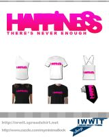 IWWIT N.1 - Happiness by Calliope00
