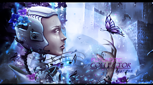 Futuristic-collector by cliffbuck