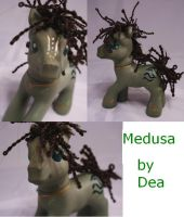 Medusa MLP by bluepaws21