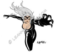 Black Cat by stratosmacca