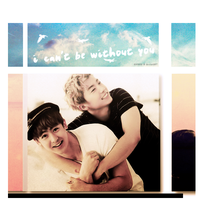 2PM - Nichkhun, Wooyoung by anna06i