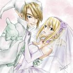 Request :: LinkxLucy Wedding by xmelonhippo