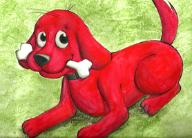 Clifford by AngelLust155