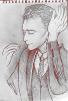 tom hiddleston by imaipack
