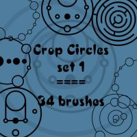 Crop Circles 1 by rL-Brushes