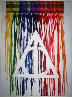 Deathly hallows by kirstleberry