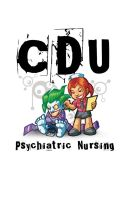 psychiatric nursing by LOLONGX