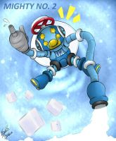 Mighty No. 2 by syahilla