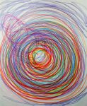 Layers Spirals by SaffyreStone