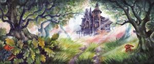 FABLEHAVEN by LumiLumi