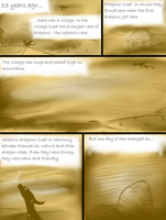 The Beginning of End - page 1 by IcelectricSpyro