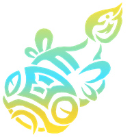 Tribal Dunsparce by Destro-the-Dragon