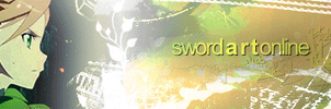 Sword Art Online animated signature by remon-gfx