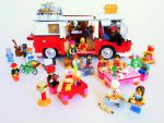 Lego Happy Campers by DreamsCatchMe