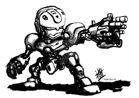 Ironman-bot by alt-L