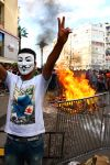 Protests in Turkey - 3 by BUERRINO