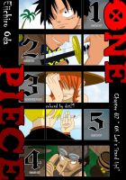 One Piece ch. 82 Cover by dct21