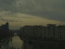 Bucharest Sepia by black0rained