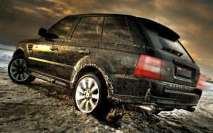 Range Rover slidezzz by Frycoholic