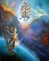 Treasure Planet by shadow-hostage