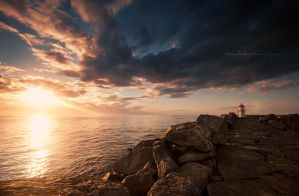 Andenes Lighthouse - Part II by Stridsberg
