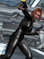 Black Widow update2 by sturkwurk