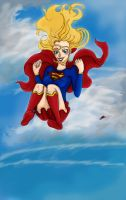 Supergirl by Te-double-gz