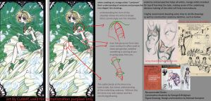 Some tips for learning artists who love manga by Nightblue-art