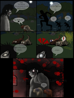 Adventures With Jeff The Killer - PAGE 5 by Sapphiresenthiss
