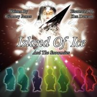 Book Cover 'Island of Ice' by Kenny-Dreadful