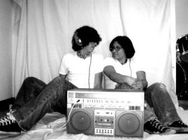 Boomboxlove by unsungphotographer