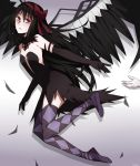 Devil Homura by cam-bio