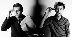 Dr Jekyll + Mr Hyde by piratecatphoto