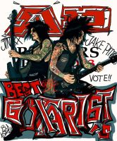 Jake and Jinxx AP by XO-Billie