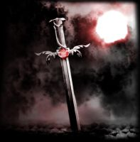 Sword of Darkness by Wolfercz