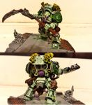 Work In Progress Typhus by corvidius