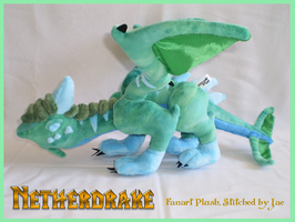 WoW Netherdrake Plush Version 2 by sugarstitch