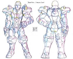 Joseph Reed Character Sheet by EUDETENIS