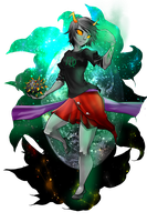 Kanaya Maryam by SmokinRainbow