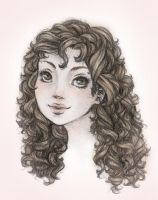 Nessie Cullen_colour by FeindFyre