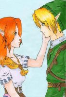Malon X Link by RoterTiger