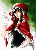 Red riding hood by bronze11